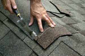 Asphalt Roof Repair in Concord